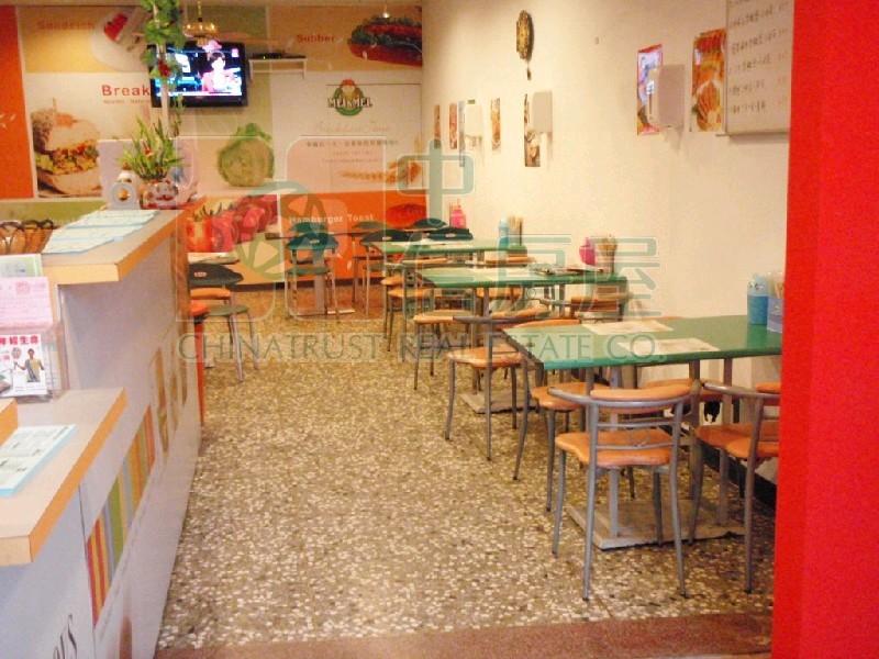 小的早餐店的装修风格早餐店门头装修图片14